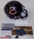 William Perry - Riddell - Autographed Mini Helmet - Chicago Bears - PSA/DNA