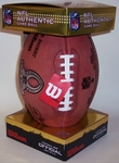 Wilson 2018 Pro Bowl F1007 Official Leather NFL Game Football