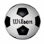 Wilson Black and White soccer Ball - WTH8755 - Size 5