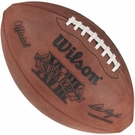 Wilson F1007 Official Leather NFL Super Bowl XVIII Game Football