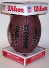 Wilson F1455 NFL® All Pro Tackified Composite Full Size Football