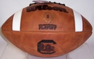 Wilson Official Leather South Carolina F1008 GST NCAA Football