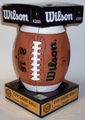Wilson Official Leather CFP College Football Playoff F1008 NCAA Football