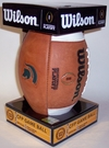 Wilson Official Leather Michigan Spartans F1008 CFP NCAA Official Game Football