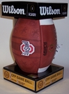 Wilson Official Leather Ohio State Buckeyes F1009IDG CFP NCAA Official Game Football