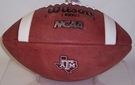 Wilson Official Leather Texas A&M Aggies NCAA Football - F1005