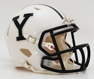 Yale Bulldogs Speed Riddell Mini Football Helmet