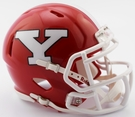 Youngstown State Speed Riddell Mini Football Helmet