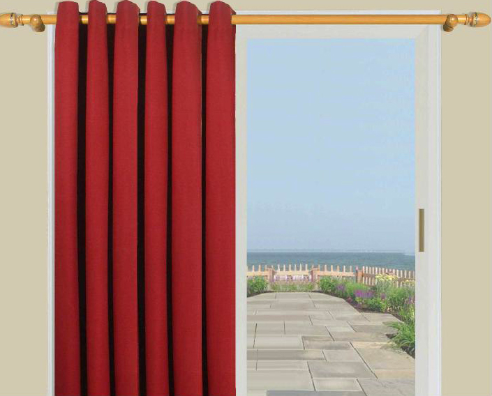 - 50 Inch Wide Lined Back Tab Panel - Custom Select