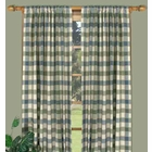 "84"" Lined Rod Pocket Panel - Plymouth Plaid - SOLD OUT"