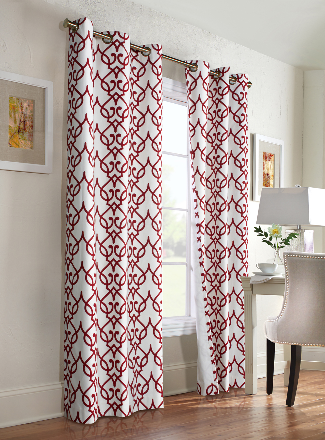 Allegra Grommet Top Curtain Panel Thermalogic Sold Out