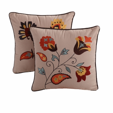 Decorative Pillow (Pair) - Andorra - SOLD OUT