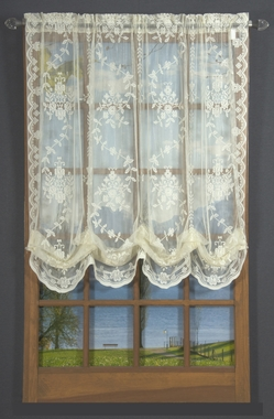 Fiona Lace Balloon Shade Thecurtainshop Com