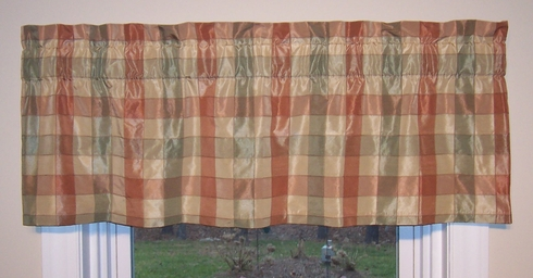 Bombay Tailored Valance - CLEARANCE
