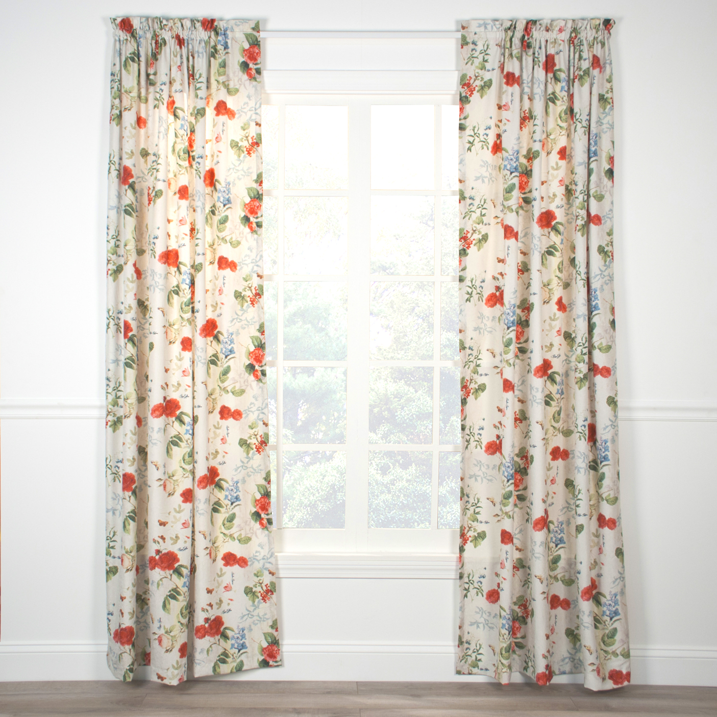 Rod Pocket Curtains - TheCurtainShop.com