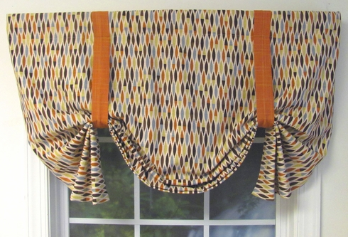 Butterfly Valance -   Almost Custom - Custom Select