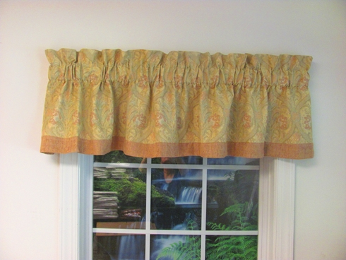 Callista Tailored Valance -  Thomasville - CLEARANCE