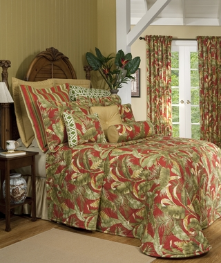 Quilted Bedspread - Captiva by Thomasville