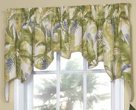 Empress Swag Valance - Cayman by Thomasville