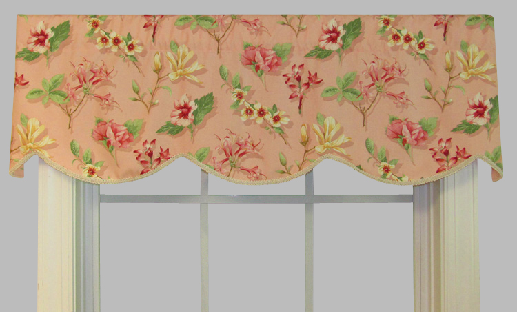 Cornice valance not lined florabella blush sold out - Boutique free valence ...