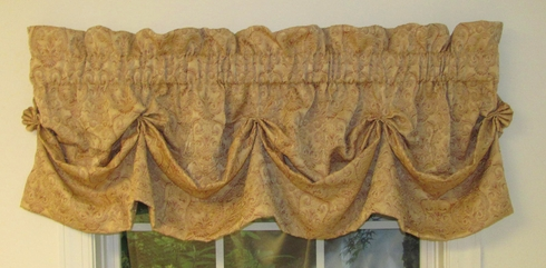 Derby Surrey Tucked Valance - CLEARANCE