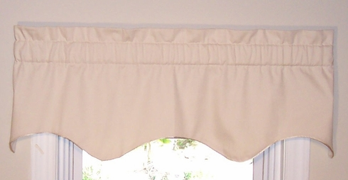 Amherst Duchess Insert Valance - CLEARANCE