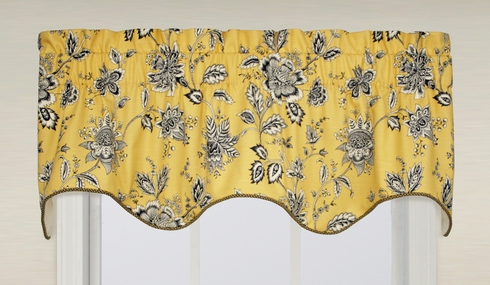 Duchess Insert Valance - Jeanette - SOLD OUT