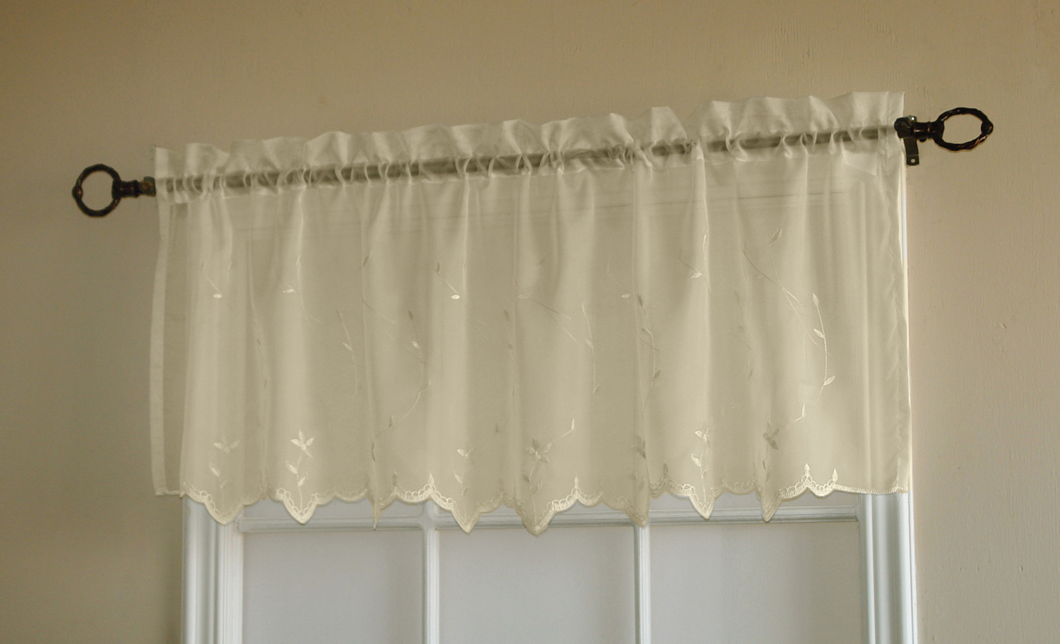 Roslyn embroidered sheers - Boutique free valence ...