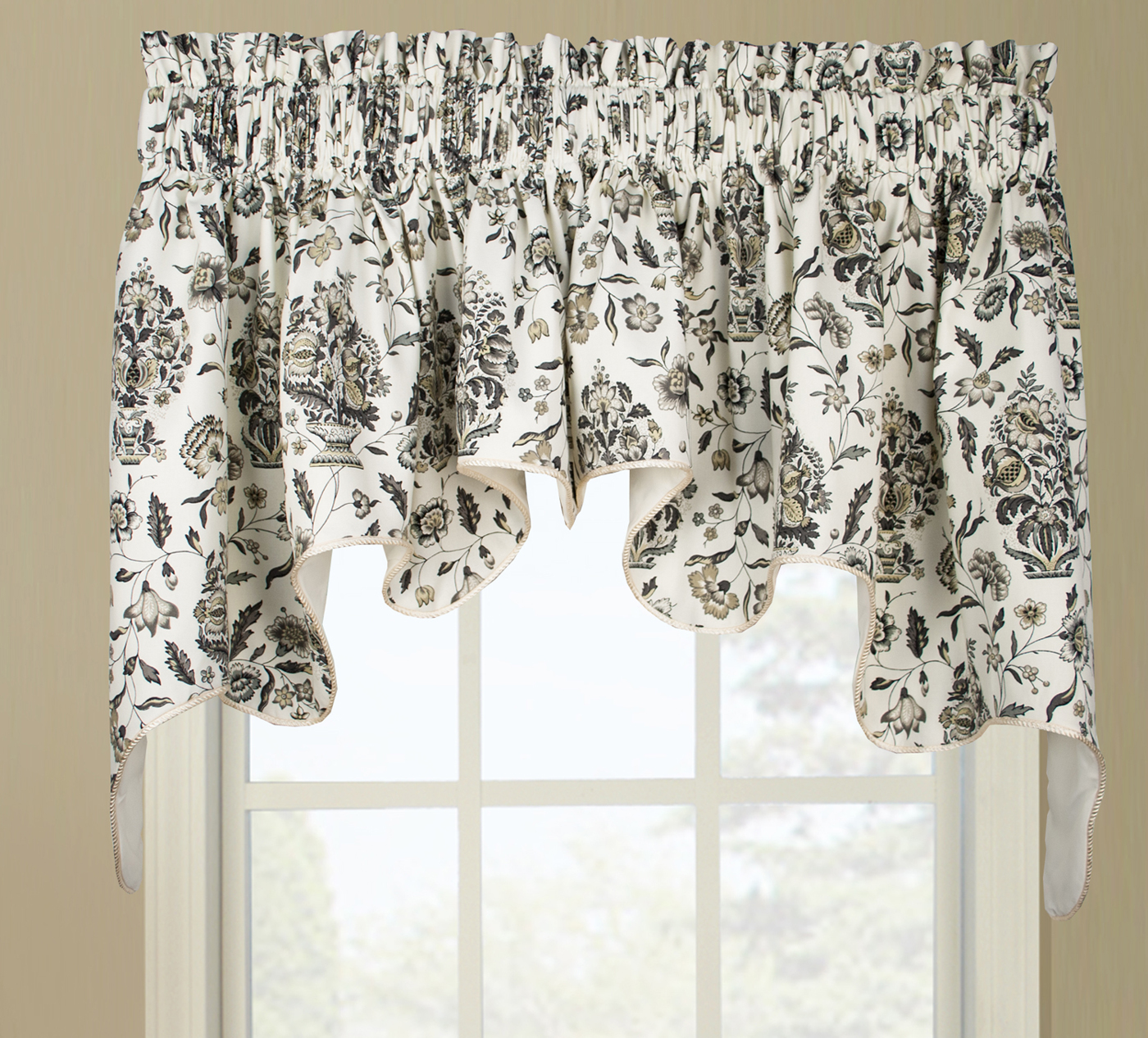 Completely new Valances, Swags & Window Toppers - TheCurtainShop.com AS29
