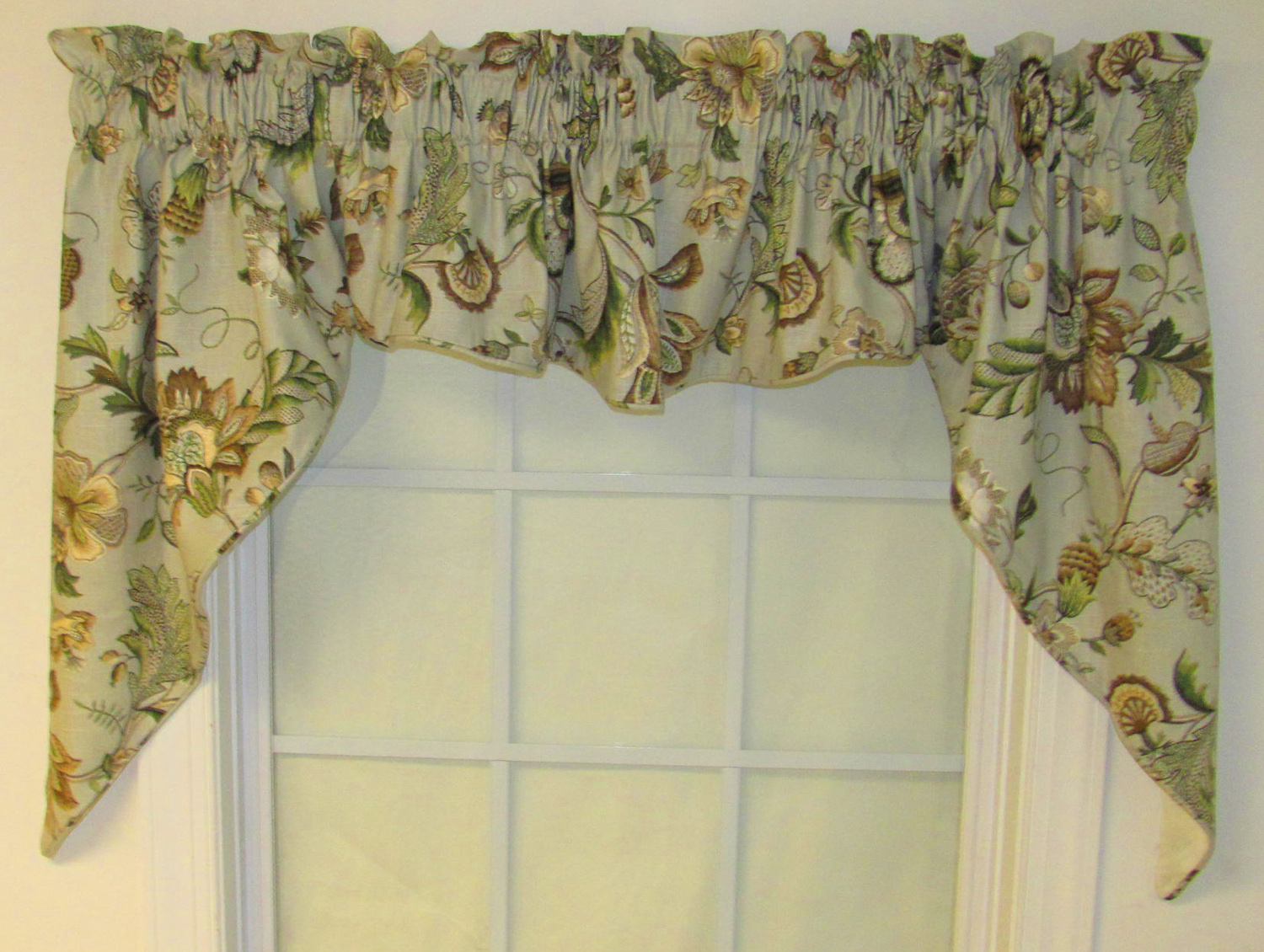 Well-liked Valances, Swags & Window Toppers - TheCurtainShop.com ZG06