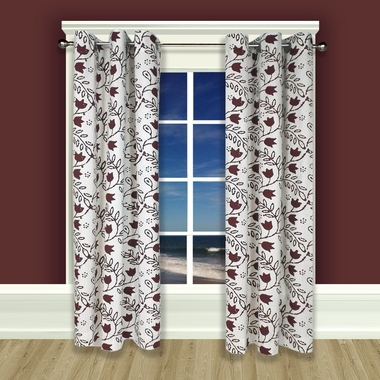 "63"" Long Garden Imprints Grommet Curtain Panel - SOLD OUT"