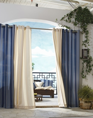 Gazebo Indoor/Outdoor Grommet Top Panel