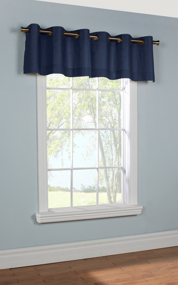 Grommet valance weathermate solid thermalogic - Boutique free valence ...