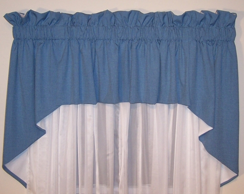 Insert Valance - Claiborne  (CLEARANCE) - Creme only