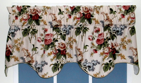Insert Valance - Emmas Garden - SOLD OUT