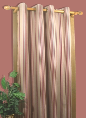 Hometown Stripe Insulated Grommet Panel (single panel) - CLEARANCE