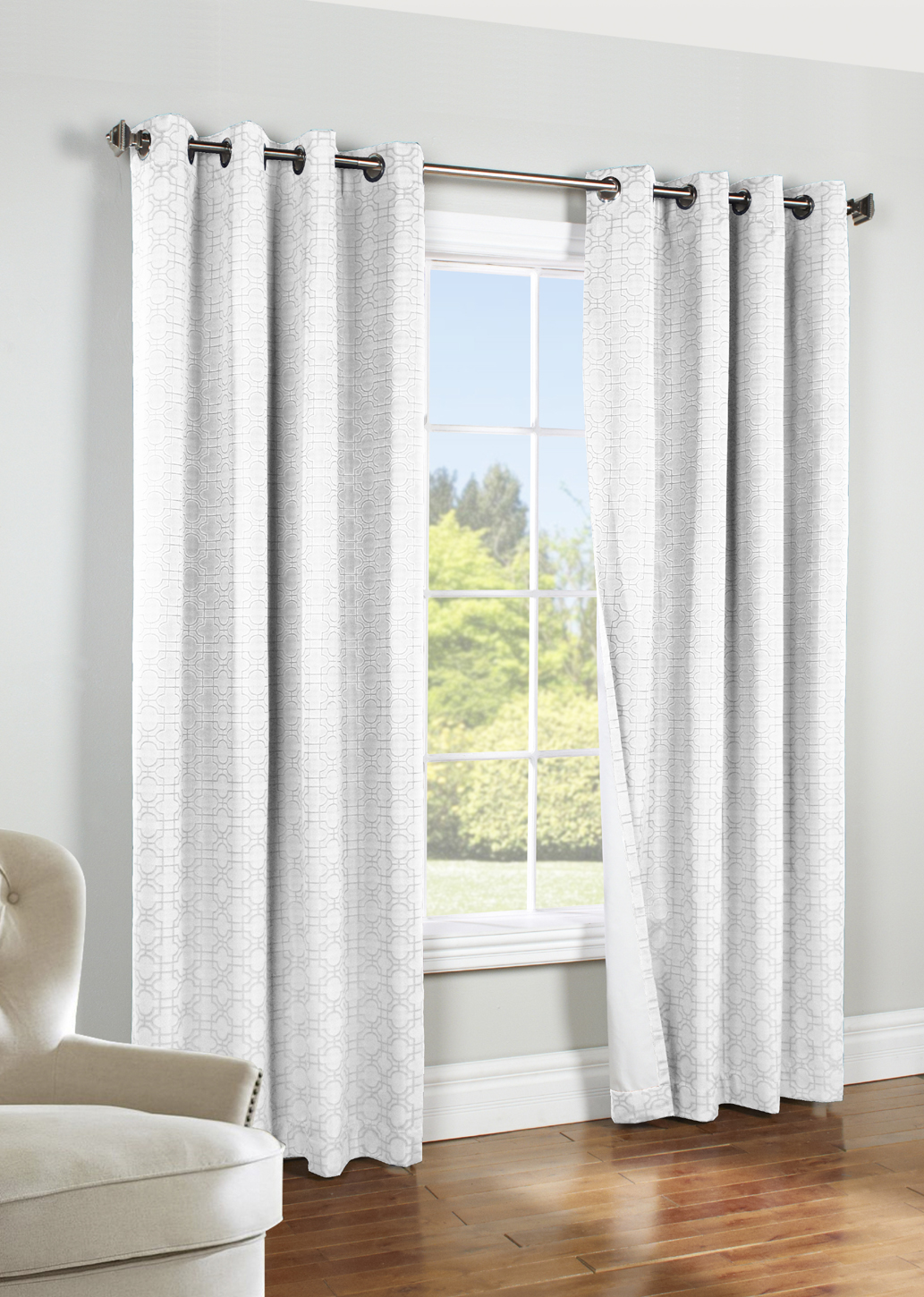 curtain eclipse home walmart blackout review canada drapes curtains decoration white kids
