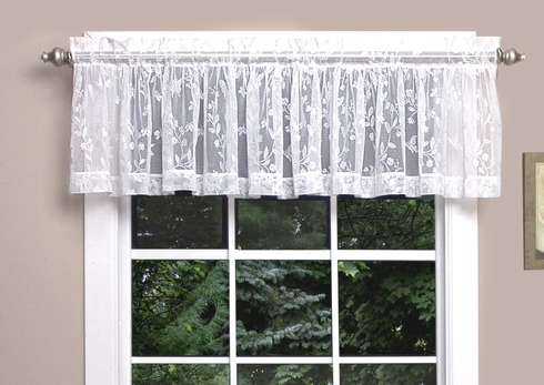 Isabella Lace Valance
