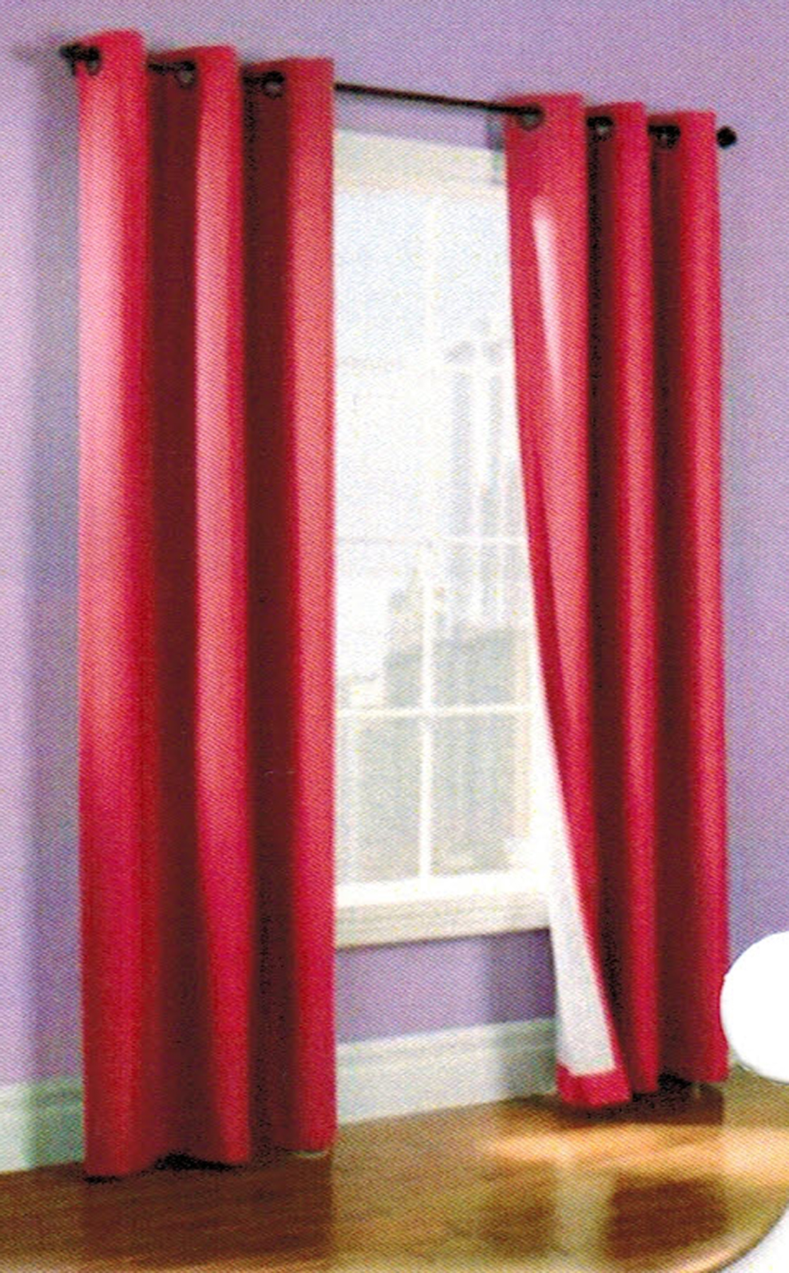 J Sandy Insulated Grommet Top Curtain Panel Thermakids