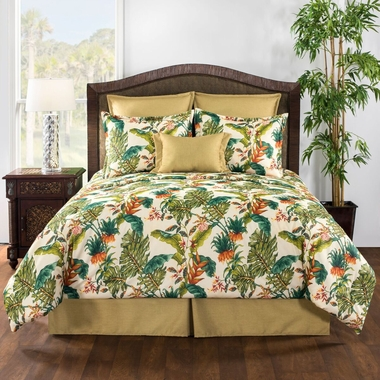 Jamaica Comforter Set - DISCONTINUED