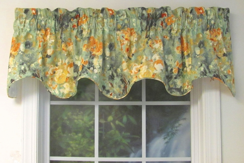 Jeanette Wildwood Cambridge Valance