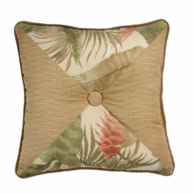 Square Pillow - 4 Piece - LaSelva Natural by Thomasville