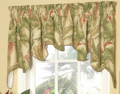 Empress Swag Valance - La Selva Natural by Thomasville