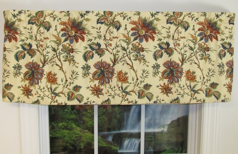 Lined Insert Valance - Felicity - SOLD OUT