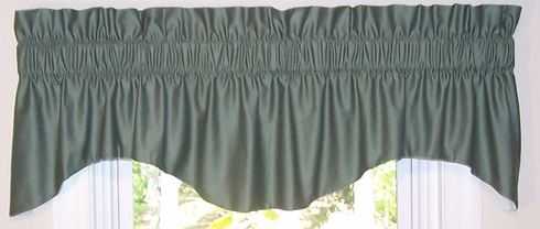 Amherst M Valance -  Linen - CLEARANCE