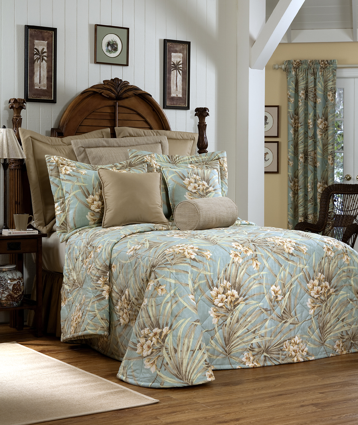 Quilted Bedspread Martinique By Thomasville