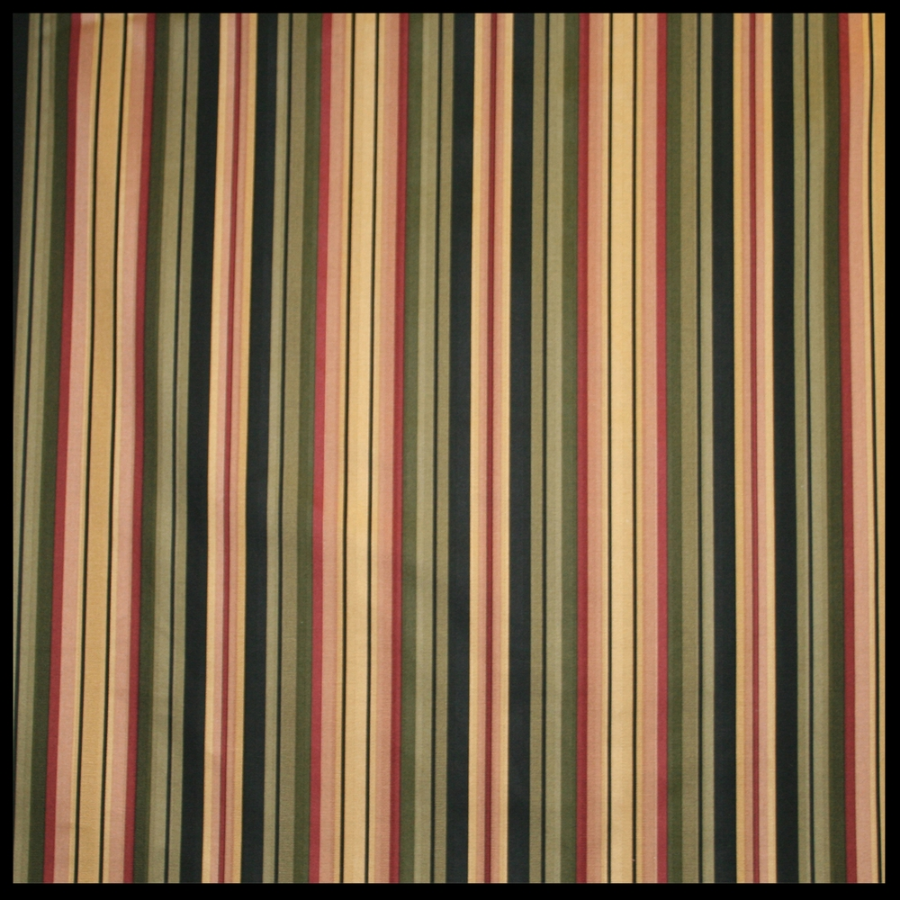 Mateo Stripe Rod Pocket Curtain Panel