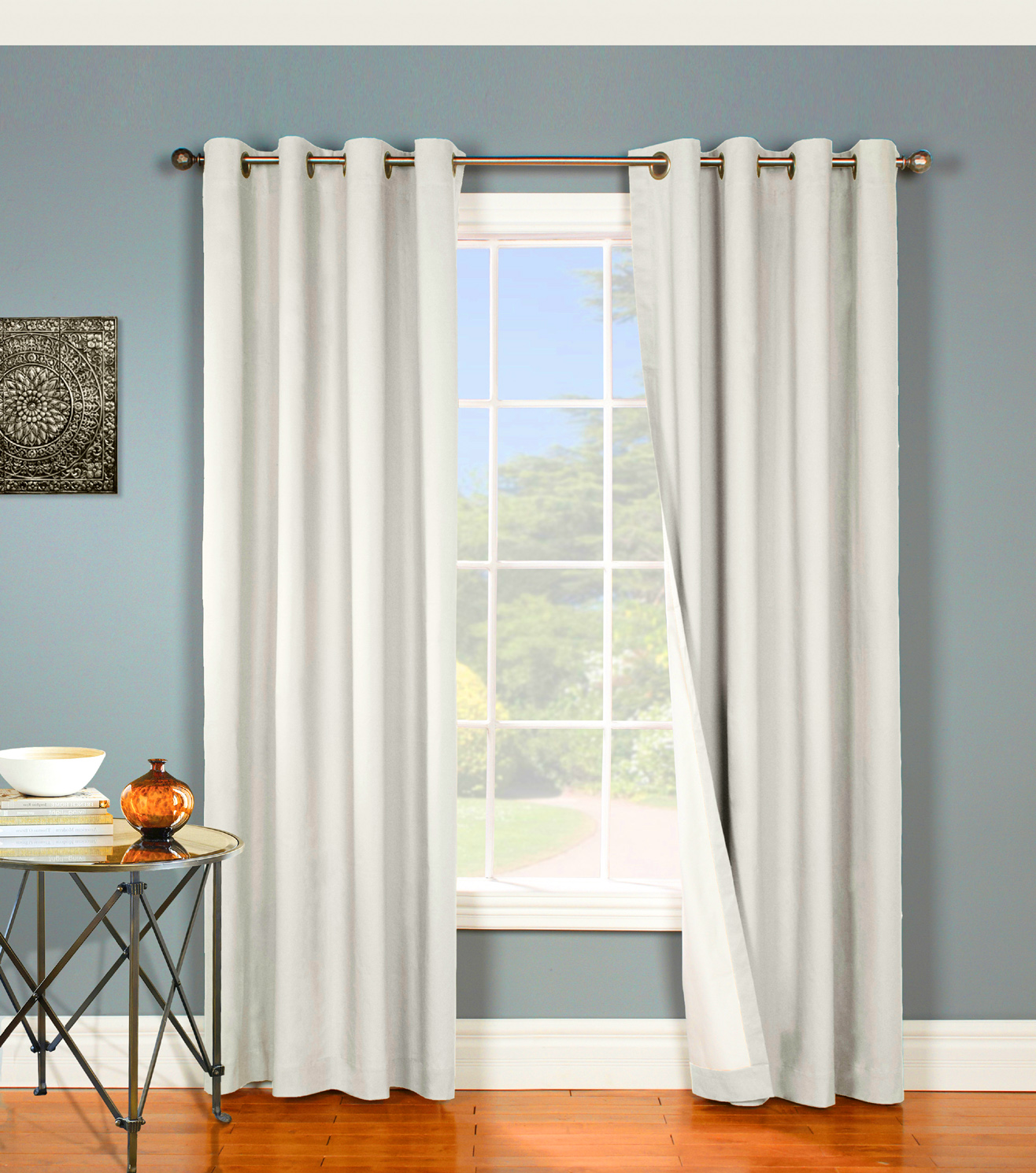 curtain in panel clearance grommet microsuede inch long price length curtains luxe bordeaux cameron