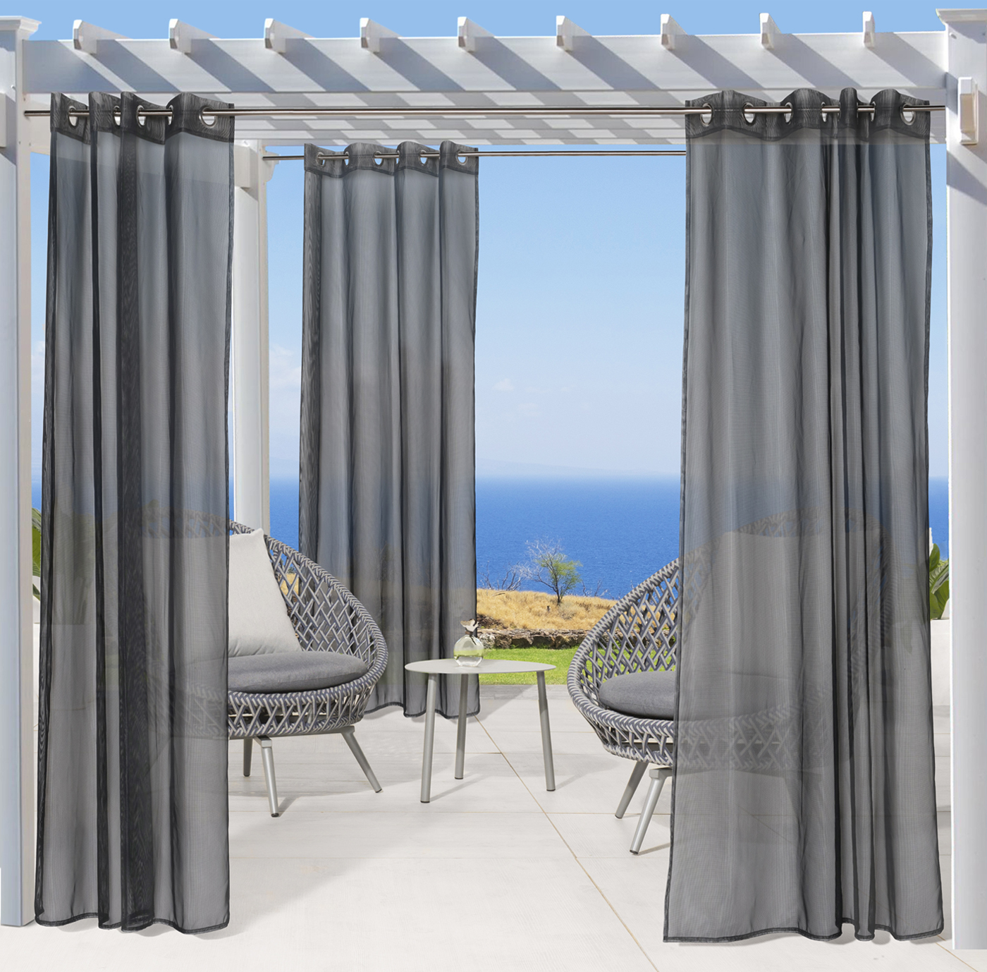 tips different living patio outdoor space freshly curtains create to for picking