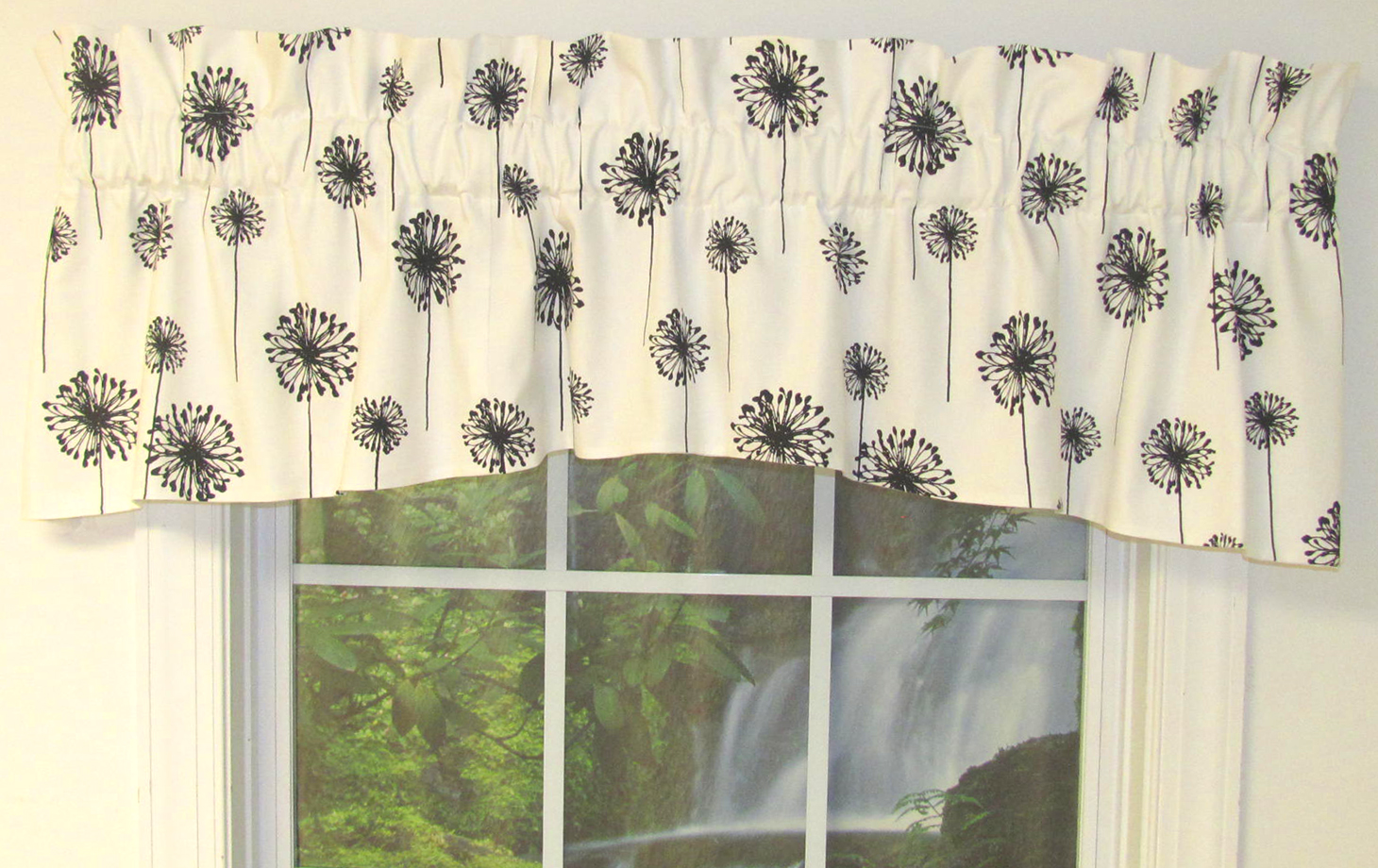 modern ideas patterns dining valance table pictures valances kitchen beige bay the curtain room window middle